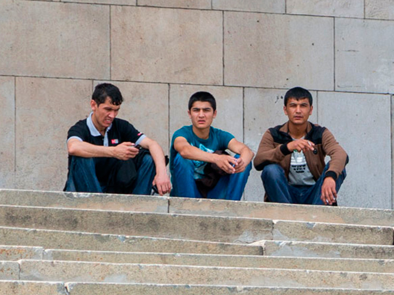 """В МВД предложили ввести """"рейтинг социального доверия"""" для мигрантов"""