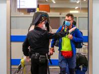 Роспотребнадзор рекомендовал не допускать к полету авиапассажиров без масок