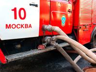 Один человек погиб в результате пожара в больнице N50 имени Спасокукоцкого на севере Москвы