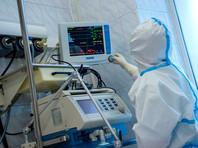В Москве за сутки умерли 39 пациентов с коронавирусом