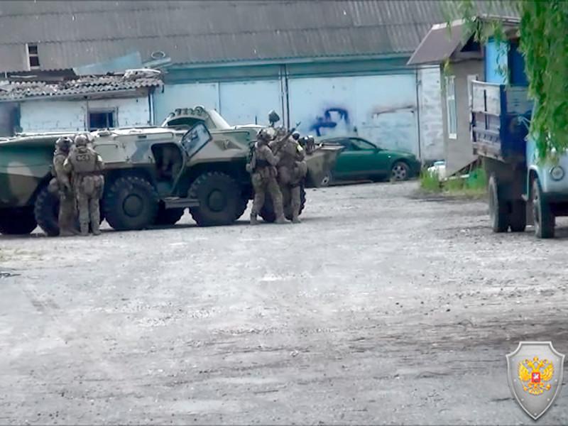 В ингушской Сунже сняли режим контртеррористической операции, сообщается о ликвидации двух боевиков
