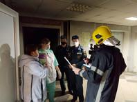 Три пациента погибли в пожаре в больнице Татарстана, с аппаратами ИВЛ его не связывают