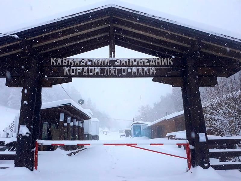 Накануне значительное похолодание произошло в Краснодарском крае и Республике Адыгея, в горные районы вернулась зима. Там прошли сильные снегопады