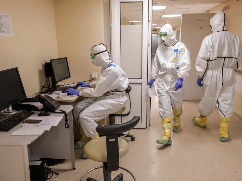 За последние сутки еще 52 пациента с коронавирусом умерли в Москве