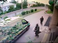 """Нападение на инкассаторов в Красноярске: двое тяжело ранены, в городе введен план """"Перехват"""" (ВИДЕО)"""