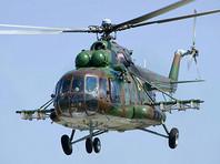 В Подмосковье экипаж военного вертолета Ми-8 погиб при жесткой посадке