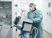 В России за сутки выявлено 9200 новых случаев коронавируса, 119 человек умерли