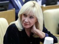 Депутат Госдумы Оксана Пушкина заразилась коронавирусом