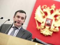 Председатель комитета Госдумы по информационной политике, информационным технологиям и связи Александр Хинштейн продемонстрировал коллегам короткий ролик о том, как будет устроен регистр