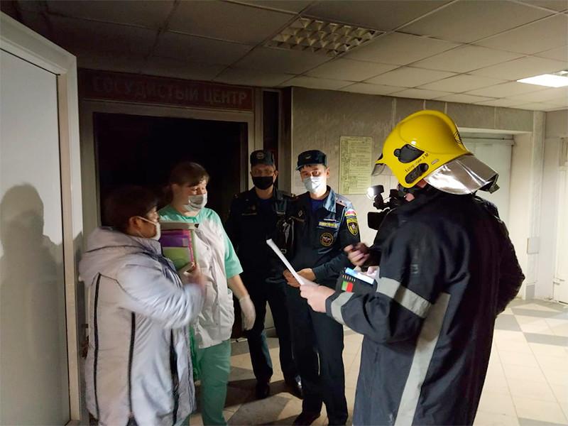 Три пациента погибли в результате пожара в Зеленодольской центральной районной больнице (ЦРБ) Татарстана, сообщает республиканский минздрав на своем сайте