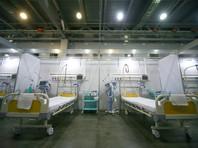 В России за сутки зарегистрировано 10 028 новых случаев коронавируса
