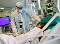 Общее число инфицированных COVID-19 в России  31 мая превысило 400 тыс. человек