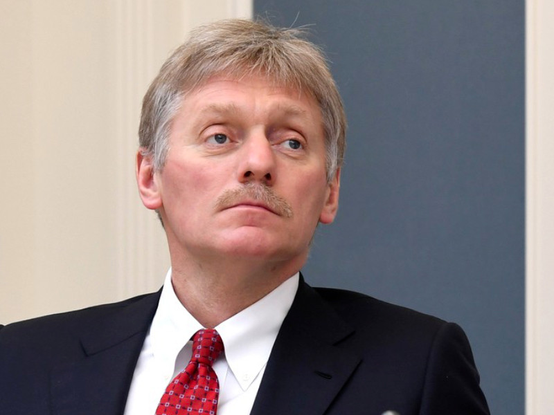 Пресс-секретарь Путина Дмитрий Песков госпитализирован с коронавирусом