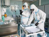 Россия вышла на третье место в мире по числу случаев коронавируса