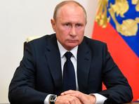 В своем обращении Путин объявил о стимулирующих выплатах медицинскому персоналу, работающему с пациентами с COVID-19