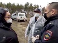 Спецназ взял штурмом дом якутского шамана, обещавшего изгнать Путина