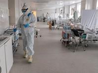 Россия вышла на пятое место в мире по числу заболевших COVID-19, поставив суточный рекорд: 11 231 человек