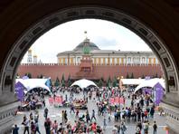 """В Кремле продолжают готовить книжный фестиваль """"Красная площадь"""" на 6 июня"""
