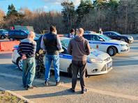 Москвичам стали приходить штрафы за езду на машине без пропуска, несмотря на его наличие
