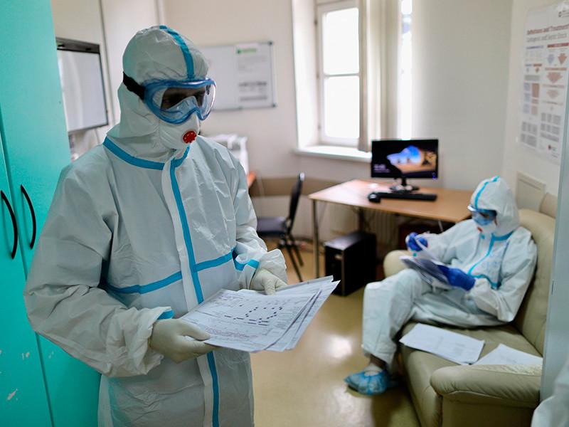 Число умерших от коронавируса в России превысило 7 тысяч человек