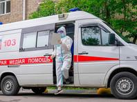 В России за сутки выявлено 6719 случаев коронавируса, 93 человека умерли