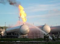 В Казани произошел взрыв и пожар на газораспределительной станции, погиб один человек, введен режим ЧС (ВИДЕО)