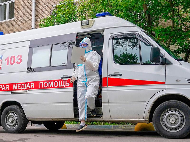 В России за сутки выявлено 6719 случаев коронавируса