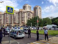 На Ленинском проспекте в Москве произошла стрельба, ранены двое полицейских. Стрелявший задержан (ВИДЕО)