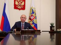 Президент России Владимир Путин в очередной раз выступит с обращением к гражданам страны перед основным днем голосования по поправкам к Конституции
