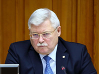 Губернатор Томской области обвинил заразившихся коронавирусом врачей вхалатности
