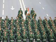 На доставку военнослужащих в столицу потрачено 290 миллионов рублей. На разгон облаков выделено 113 миллионов рублей, на прямую трансляцию - 83 млн