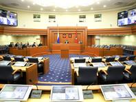 Пленарное заседание Мосгордумы, май 2020 года