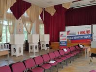 """Журналист телеканала """"Дождь"""" Павел Лобков в первый день семидневного голосования по поправкам в Конституцию смог проголосовать как на избирательном участке, так и электронно"""