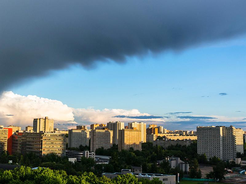 Штормовое предупреждение объявлено в столичном регионе до утра субботы