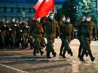 """Больше 10 регионов отказались от проведения парада Победы в июне из-за коронавируса, в Кремле """"отнеслись с пониманием"""""""