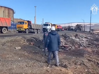 Для откачки разлившегося в Норильске топлива планируется построить трубопровод