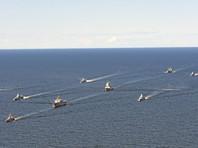 """Десятки кораблей НАТО вышли в Балтийское море (ВИДЕО). Россия готова противопоставить силам альянса новейшие """"Каракурты"""""""
