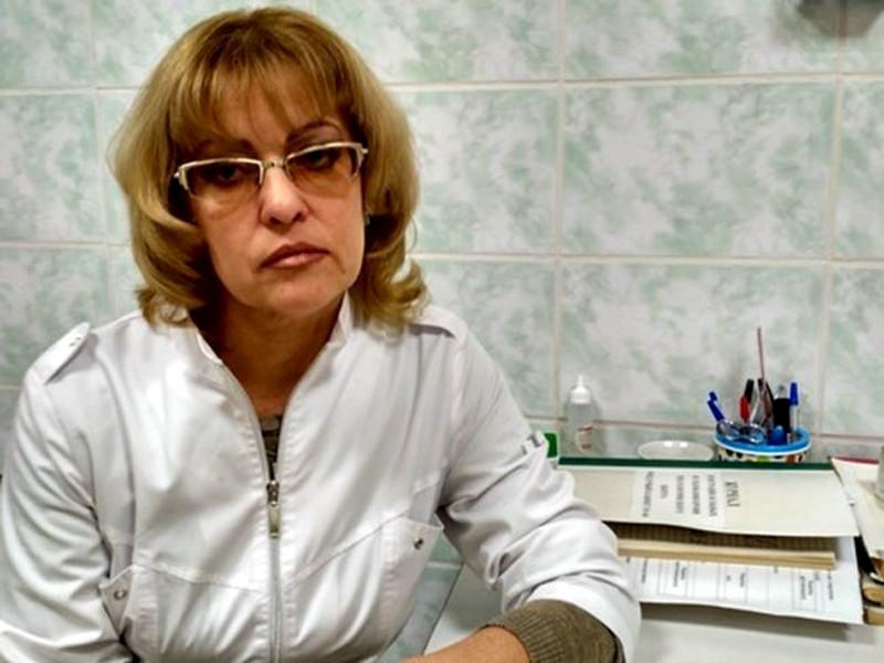 Главный внештатный инфекционист Орловской области Виктория Адоньева