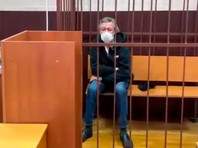 Михаил Ефремов в Таганском районном суде города Москвы, 9 июня 2020 года