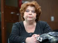 """Бывший главбух """"Седьмой студии"""" Нина Масляева приговорена к двум годам трем месяцам колонии и освобождена от наказания"""