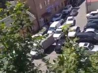 В Назрани произошла перестрелка из-за земельного спора, погибли не менее трех человек (ВИДЕО)