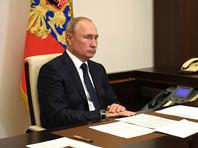 Путин присвоил звание заслуженного деятеля науки соавтору так важных для него поправок к Конституции об обнулении президентских сроков