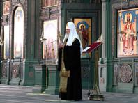 Освятив ранее храм, глава РПЦ объявил, что лично станет его настоятелем