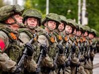 Не менее десяти крупных российских городов отказались от проведения парада Победы 24 июня из-за коронавируса