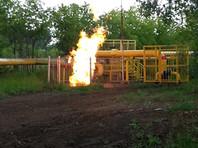 В Омске разряд молнии оставил без газа 70 тысяч человек
