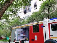 В столичном главке МЧС сообщили, что в доме на Дорожной улице произошел пожар, его локализовали в 12:45