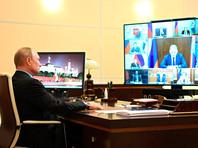 Путин не стал возвращаться к обычному режиму работы после отмены самоизоляции в Москве