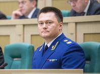 В запросе к генпрокурору Игорю Краснову Шлосберг просил проверить законность возбуждения уголовного дела против Абдулмумина Гаджиева и других фигурантов этого дела
