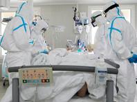 В России прибавилось 6693 заболевших за сутки, 154 человека умерли