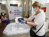 В опросе приняли участие более 163 тысяч человек, 70,6% респондентов ответили на вопрос о том, как проголосовали, 29,4% отказались
